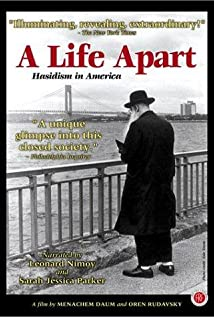 A Life Apart: Hasidism in America (1997) cover