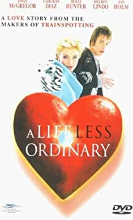 A Life Less Ordinary (1997) cover