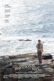 Irrational Man (2015) cover