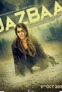 Jazbaa (2015) cover