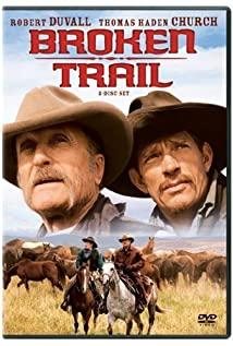 Broken Trail (2006) cover