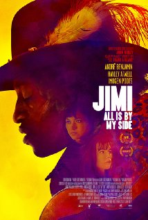Jimi: All Is by My Side (2013) cover