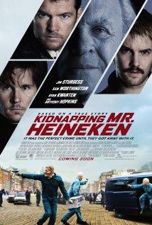 Kidnapping Mr. Heineken (2015) cover