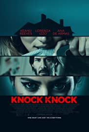 Knock Knock (2015) cover