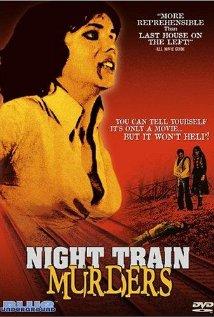 L'ultimo treno della notte 1975 poster