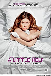 A Little Help (2010) cover