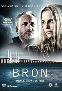 Bron/Broen (2011) cover