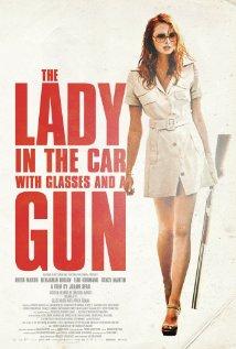 La dame dans l'auto avec des lunettes et un fusil (2015) cover