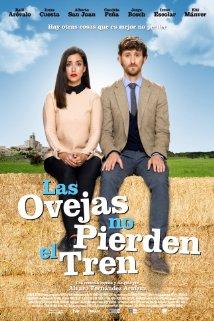 Las ovejas no pierden el tren (2014) cover