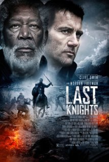 Last Knights (2015) cover
