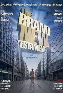 Le tout nouveau testament (2015) cover