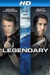 Legendary 2013 poster
