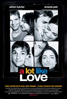 A Lot Like Love (2005) cover