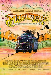 Magic Trip: Ken Kesey's Search for a Kool Place (2011) cover