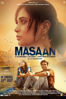 Masaan (2015) cover