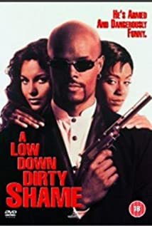 A Low Down Dirty Shame (1994) cover