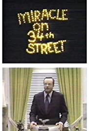 Miracle on 34th Street 1973 poster
