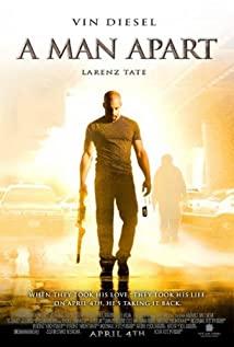 A Man Apart (2003) cover