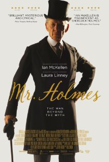 Mr. Holmes (2015) cover