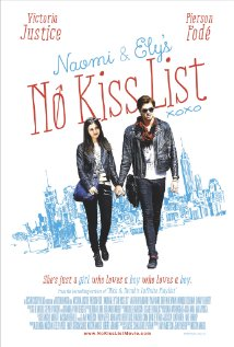 Naomi and Ely's No Kiss List (2015) cover