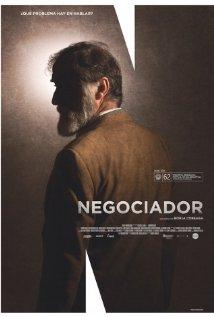 Negociador (2014) cover
