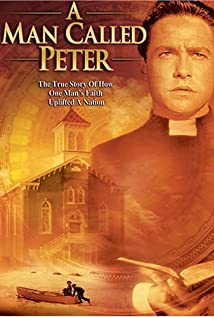 A Man Called Peter (1955) cover