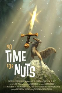 No Time for Nuts 2006 poster