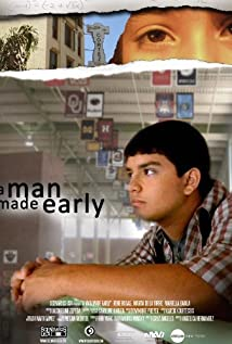 A Man Made Early (2011) cover