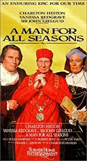 A Man for All Seasons (1988) cover