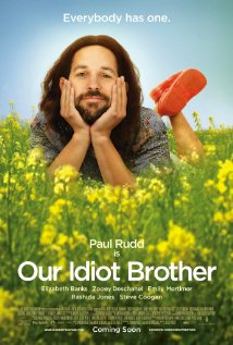 Our Idiot Brother (2011) cover