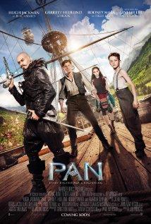 Pan (2015) cover