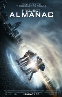 Project Almanac (2015) cover