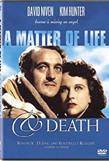 A Matter of Life and Death (1946) cover