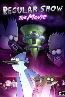 Regular Show: The Movie 2015 poster