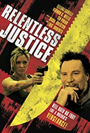 Relentless Justice (2015) cover