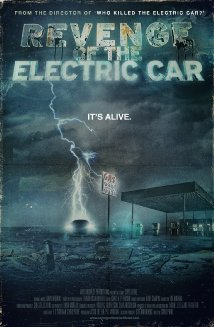Revenge of the Electric Car (2011) cover