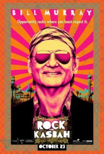 Rock the Kasbah (2015) cover