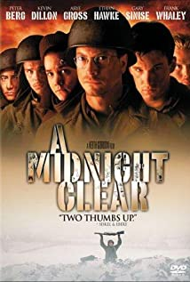 A Midnight Clear (1992) cover