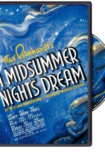 A Midsummer Night's Dream (1935) cover