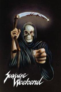 Savage Weekend 1979 poster