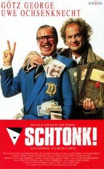 Schtonk (1992) cover