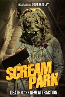 Scream Park (2015) cover