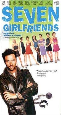 Seven Girlfriends 1999 poster