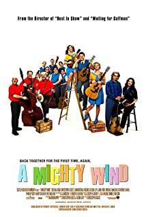 A Mighty Wind (2003) cover