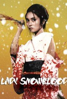 Shurayukihime (1973) cover