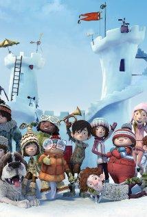 Snowtime! (2015) cover