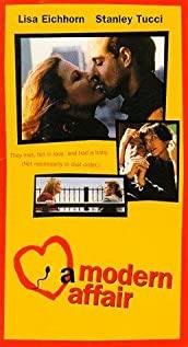 A Modern Affair (1995) cover