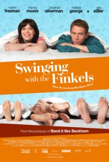 Swinging with the Finkels (2011) cover
