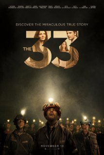 The 33 (2015) cover