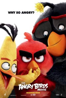 The Angry Birds Movie (2016) cover
